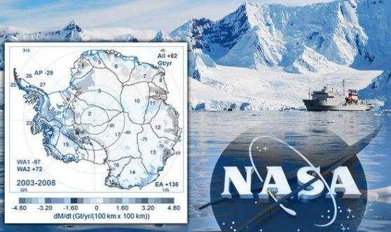ANTARCTIC ICE INCREASE 001
