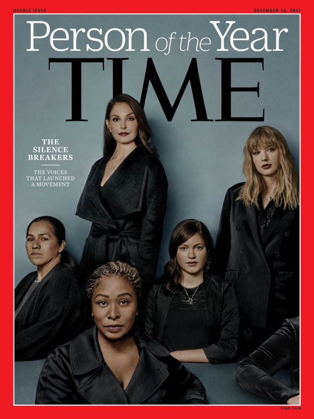 So Proud Of The Silence Breakers Who Earned Person Of The Year In