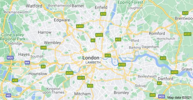 LONDON MAP 01